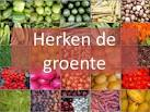 de groente