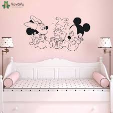 minnie mouse wall decals wall decal