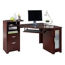 office depot corner desks. Bradford Corner Desk, Cherry Office Depot Desks T