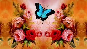 Resultado de imagen de flowers glitters pinterest