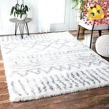 soft white rug plush geometric drawings kids grey area rugs 4 feet x 6 ikea fee
