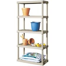 Walmart Utility Shelves Interesting Sterilite 60V60 Flat Gray 60 Shelf Shelving Unit Walmart