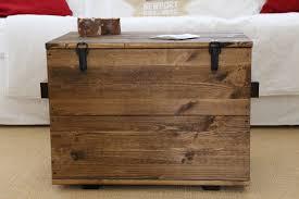 Truhe Cargobox Dunkel
