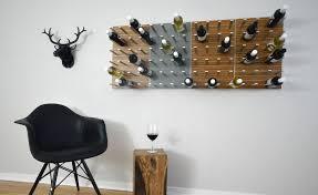 stylish wine rack. Fine Wine STACT Wine Wall 1_1  And Stylish Rack