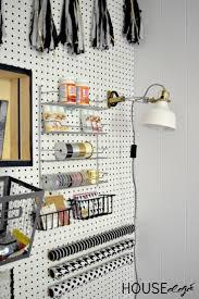 craft room office reveal bydawnnicolecom. Craft Room Office Reveal Bydawnnicolecom. Brilliant Pegboard Implementation Idea 65 Bydawnnicolecom 1