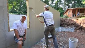 How To Waterproof Exterior Foundation Wall DIY Basement - Exterior waterproof sealant