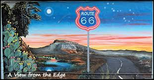 Image result for norman rockwell route 66