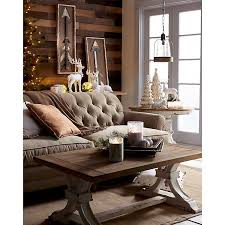 Make all the cuts from the tryde cofee table plans on ana white. Farmhouse Trestle Coffee Table Kirklands