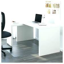 large white office desk. Living Large White Desk Pad Office .