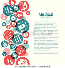 Science Poster Background Medical Science Poster
