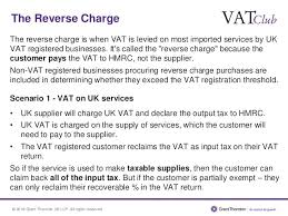Penalty or interset on due invoices odoo apps. Back To Basics Vat Invoicing The Reverse Charge