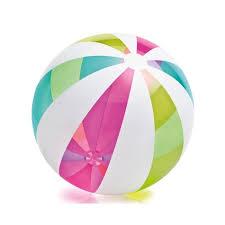 Beach ball in ocean Real Ocean State Job Lot Fotoliacom Intex Inflatable Jumbo Beach Ball