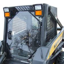 cab enclosures and cab heaters for skid steer loaders skid steer closeout equipment