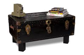 Black Steamer Trunk Coffee Table Steamer Trunk Coffee Table Reserved