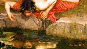 Resultado de imagem para Narciso