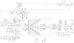 jbl px 600 2 2 channel car amplifier mosfet output circuit click on the schematics to magnify
