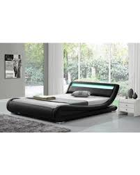 modern queen bed frame. Edgewater Collection SF-808-Q-B 91\ Modern Queen Bed Frame O