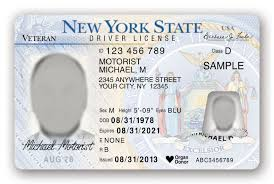 New Senate Veterans Status Now Licenses Ny State Carry Drivers'