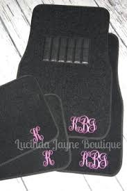 car floor mats for women. @bernie45miller Hey, I Found This Really Awesome Etsy Listing At Https://www.etsy.com/listing/176568347/monogrammed-black-car-floor-mats Car Floor Mats For Women A