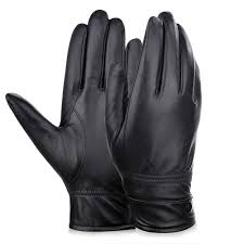 fitbest mens leather gloves fitbest men s sheepskin leather gloves touchscreen gloves winter warm windproof protective gloves com