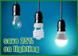 save on lighting. Ways To Conserve Energy- Led Lighting Save On E