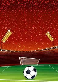 Voetballen Voetbal Fotobehang Collectie Repronl