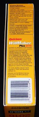 nolo quicken willmaker plus estate planning windows software new nolo quicken willmaker plus 2016 estate planning windows software retail box