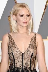 Jennifer Lawrence New Hair Style jennifer lawrences oscars 2016 hair transformation vogue 3301 by stevesalt.us