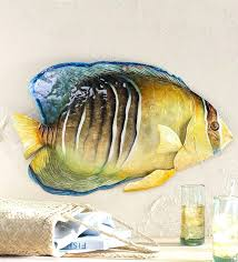 fish wall decor canada wind weather metal and reviews