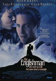 romantic movie poster englishman who went up a hill 1995 vintage movie posters