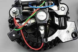 one wire alternators are they better or just easier to hook up External Voltage Regulator Wiring Diagram Denso external voltage regulators are eliminated and built into the alternator itself Dodge External Voltage Regulator Wiring Diagram