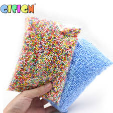70pcs Sponge Chunks Addition for <b>Slime</b> Supplies Lizun ...