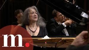 <b>Martha Argerich</b> with Gábor Takács-Nagy - <b>Beethoven</b>: Piano ...