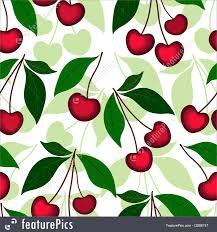 Cherry Pattern Unique Ideas