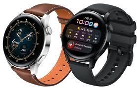 Huawei Watch 3, Watch 3 Pro ...