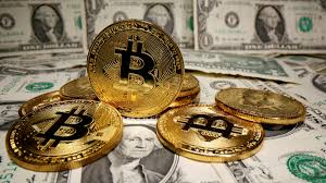 Bitcoin hits record as US financial giants embrace cryptocurrency    Financial Times