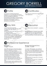 Importance Of A Resume Resume Templ Importance Of A Resume