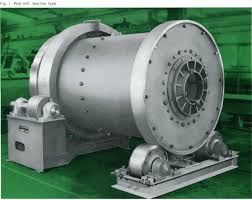 ball mill two tire type