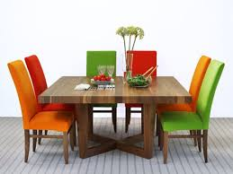 brunel square extending dining table