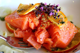 cooked salmon color.  Salmon Salmon Cooked 250F For 25 Minutesu2026 To Cooked Color L