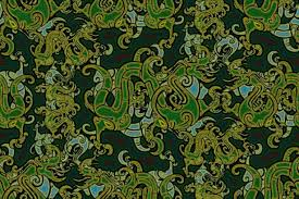 Dragon Pattern Simple Dragon Pattern Free Stock Photo Public Domain Pictures