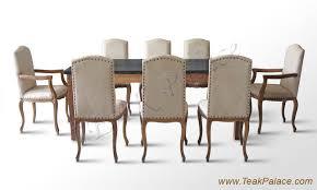 jogja kursi makan meja makan set modern minimalis jati