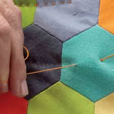 How to Quilt by Hand - DIY - MOTHER EARTH NEWS & Hand quilting Adamdwight.com