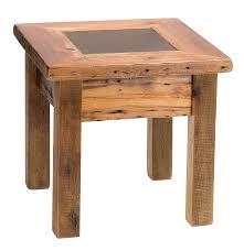 diy rustic furniture plans. Sierra End Table Rustic Furniture Mall By Timber Creek Diy Plans