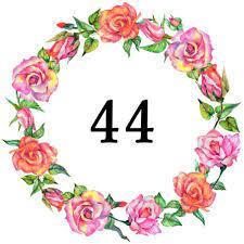 44 エンジェル ナンバー