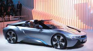 Coupe Series 2013 bmw i8 : 2013 Bmw I8 Spyder best image gallery #11/18 - share and download