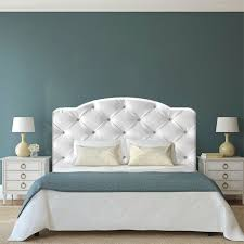 peaceful inspiration ideas dreams headboards have sweet under one of these decal style 55 cushion upholstered