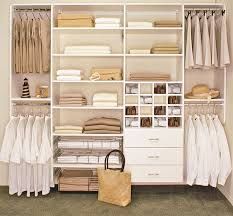 quality suspended closet system manufactured at plus closets
