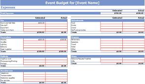 Budget Plan Excel Budgetning Checklist Budgeting Event Sendil