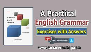 a practical english grammar pdf book